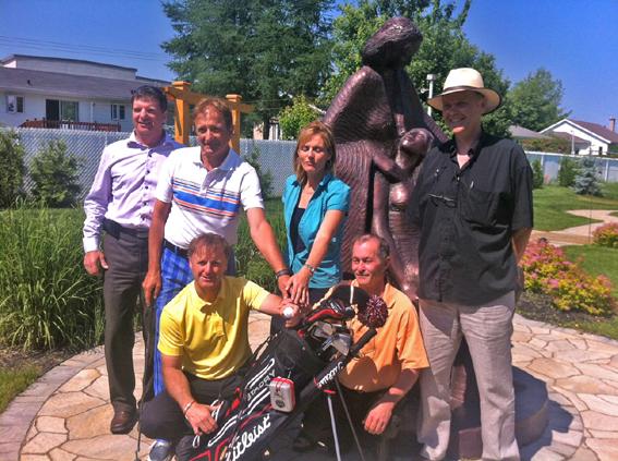 Les 5 clubs de golf r unis pour la mm maison marie for Golf du bic forfait